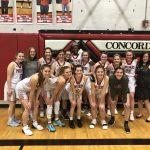 Girls Varsity Basketball falls to Riley County