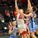 Boys Varsity Basketball falls to Riley County 61 – 42