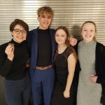 Forensics Competes at Beloit