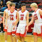 Boys Varsity Basketball falls to Chapman 62 – 38