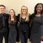 Concordia Choir Members in KMEA All-State Choirs