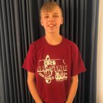 Concordia Junior High Choir Member in KMEA All-State Middle-Level Choir