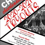 CHS Cheer Tryout Information