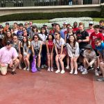Concordia High School Band and Choir Performs at Disney World
