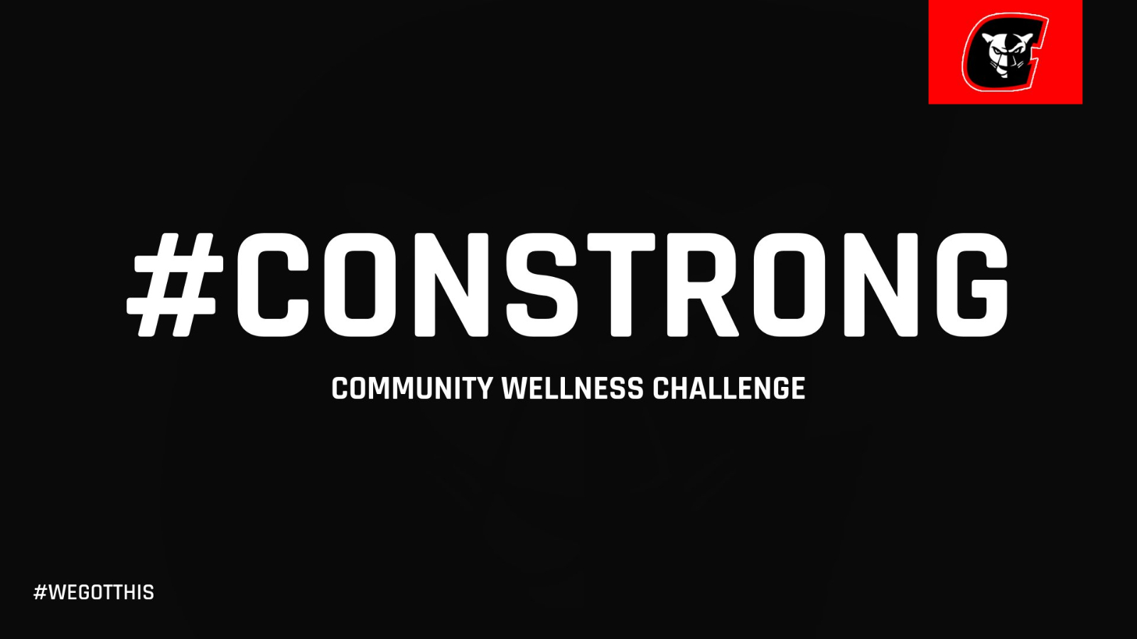 #ConStrong Registration and Other Info.