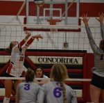 VB at Concordia Invite