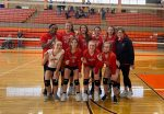 8th grade volleyball repeats as league champions