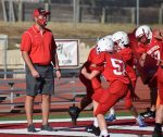 JH Football vs Wamego - Oct. 13
