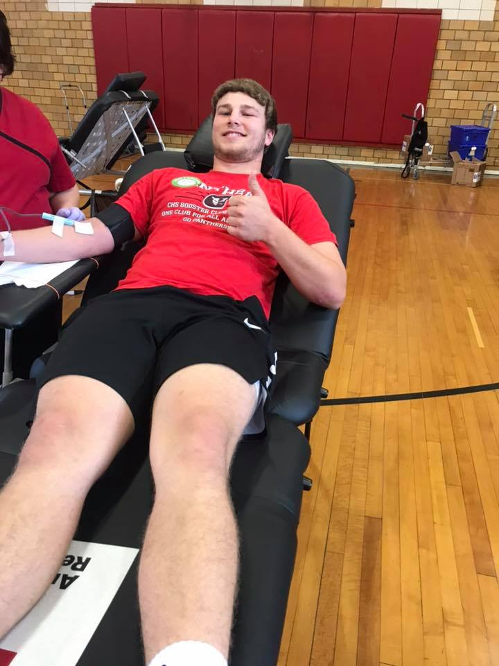 CHS to Host Blood Drive, Nov. 9th
