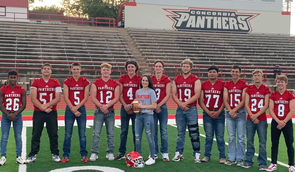 2020 Panther Football Awards: View Now