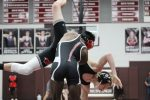 Panther Wrestlers Compete Over the Weekend