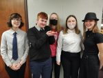 Forensics Students Place at Virtual Tournaments