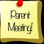 2021 JH Track Parent Meeting