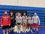 Panthers place four at 3A State Powerlifting