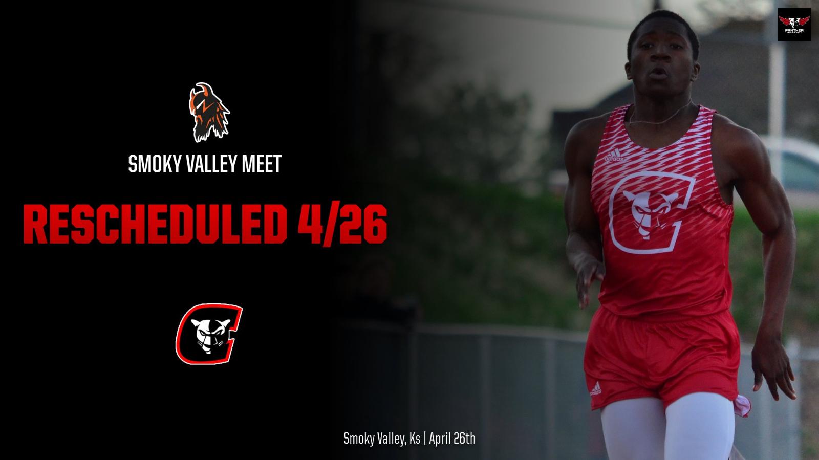 Smoky Valley Meet Rescheduled