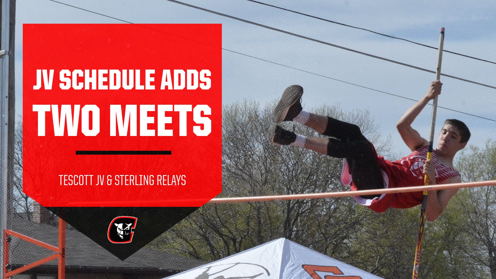 JV Schedule Change: Two meets added