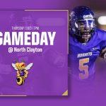 Hornets Football vs. North Clayton 10/3
