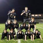 Saints Finish Season with Senior Night Win