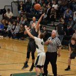 TCC boys basketball @ Shenandoah Zeps
