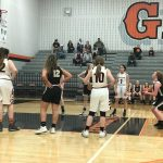Lady Saints Improve to 10-5 with Road Win