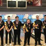 TCC Boys Bowling Shine at Dover Invitational