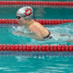 TCC's Sydney Selinsky named as 1 of 3 Top Swimmers in ECOL