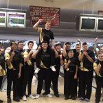 TCC Boys Bowling With Big Victory Tonight!
