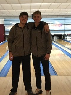 2 Saint Bowlers in District Meet Friday in Zanesville