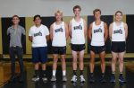 2020 Cross Country Team