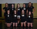 7th Grade Girls Lose Tough Championship in IVC Volleyball