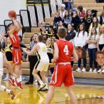 Sheridan Shows Poise in Dropping Tri-Valley 60-54