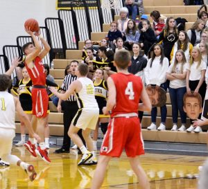 Sheridan Basketball Photos