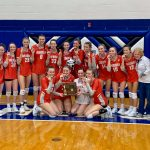 Sheridan Volleyball District Finals