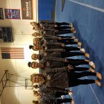 Varsity Gymnastics opens season at Marysville