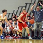 JV boys basketball defeats Licking Valley 56-38