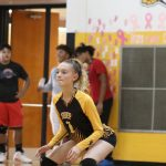 Girls Varsity Volleyball Pushes Princeton to the Brink
