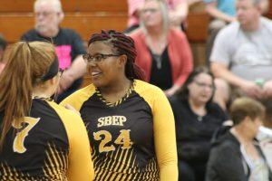 Girls Volleyball – 10.07.19