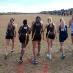 Girls Varsity Cross Country finishes season at District Championships