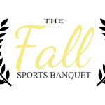 Fall Sports Banquet Announced