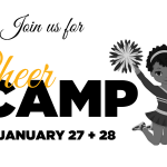 Register Today for the Elementary Cheer Camp!