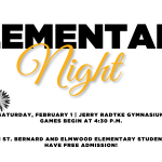 Come Celebrate Elementary Night With Us
