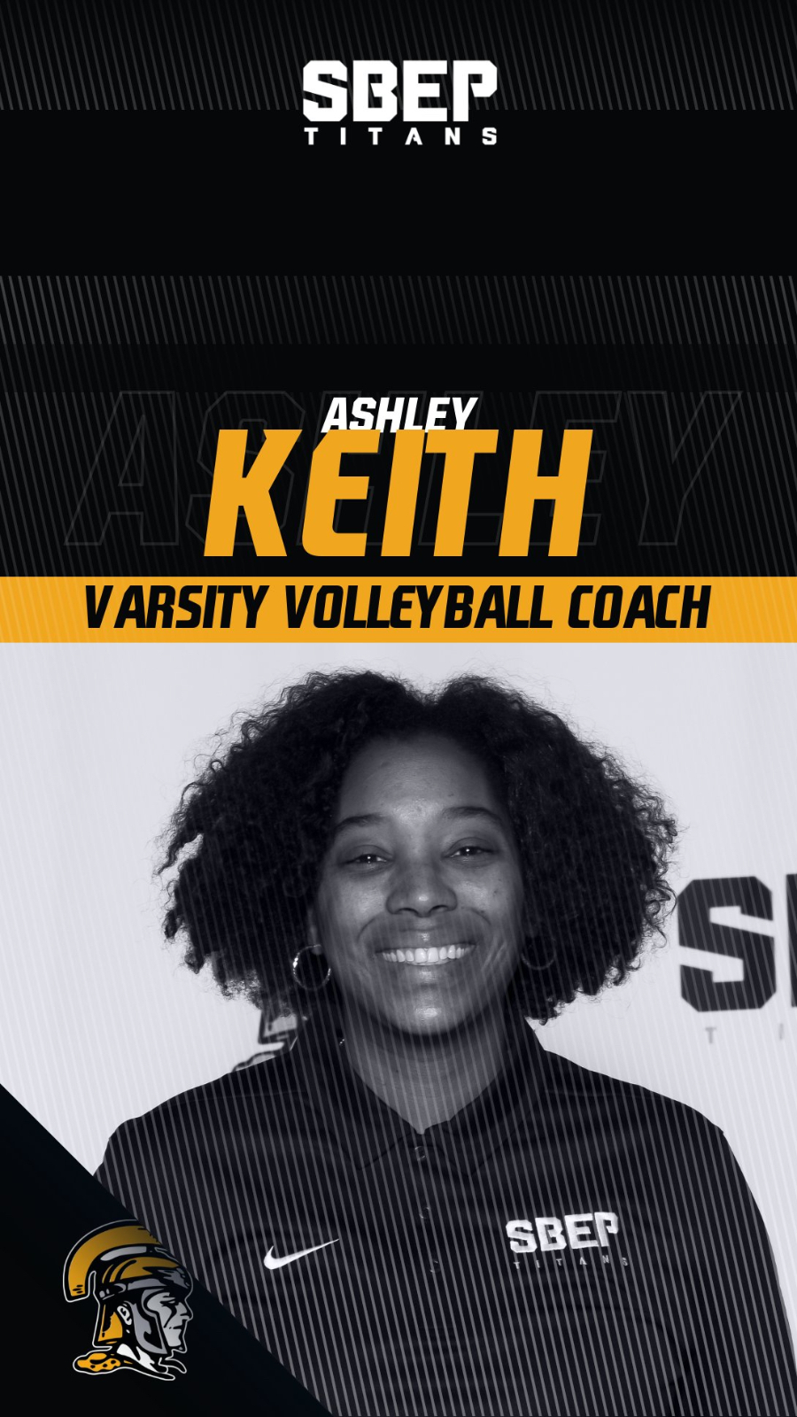 Ashley Keith Set to Lead Volleyball Program