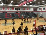 Girls Junior Varsity Volleyball falls to Bethel Tate High School