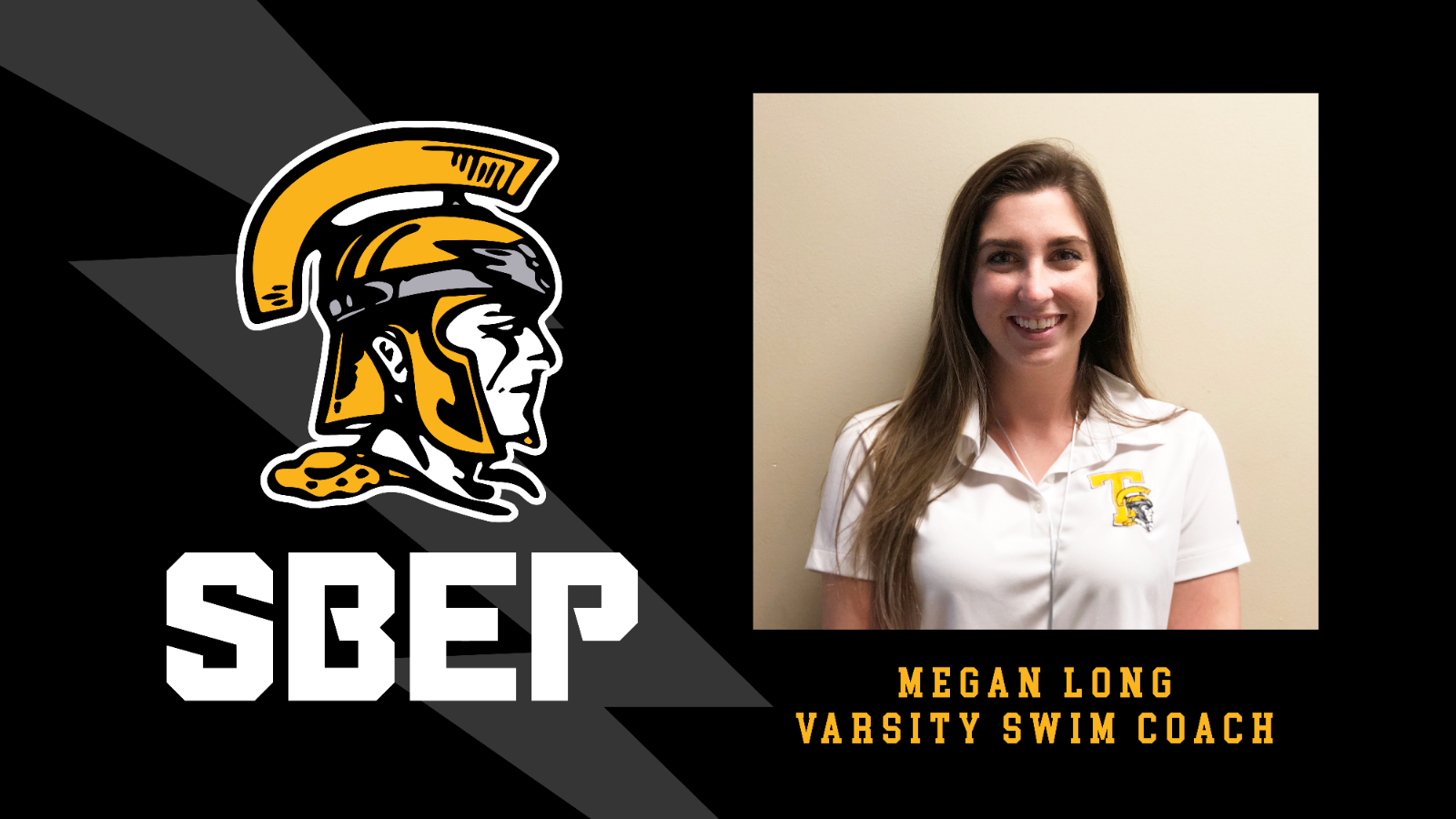 New Titan Swim Coach Announced