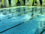 Junior High Swimming Drops Opener to CCS