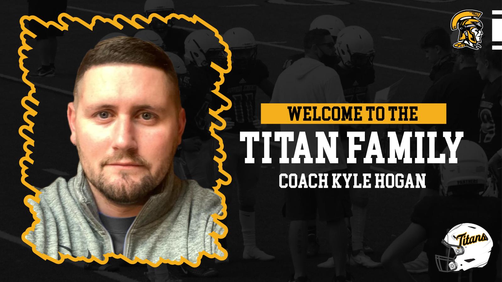 Kyle Hogan Named Head Football Coach