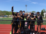 Junior High Track Takes 2nd Place at Seven Hills Invitational