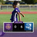 Girls Soccer Lose Tough Game to #1 Team