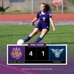 Girls Varsity Soccer beats Riverdale 4 – 1