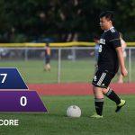 Boys Varsity Soccer falls to De La Salle North Catholic 7 – 0